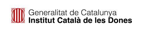 logo ICD Institut Català de les Dones